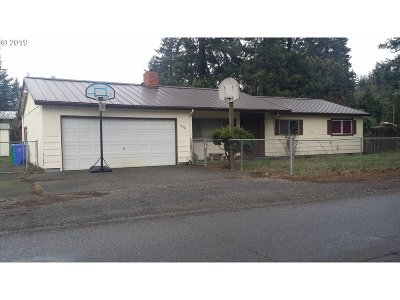 Portland Single Family Home For Sale: 12709 SE Ramona St