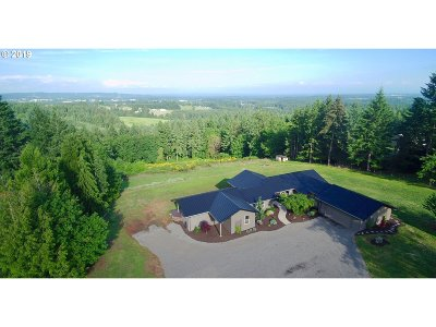 Clackamas County Single Family Home For Sale: 15415 SW Bell Rd