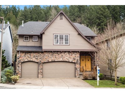 Single Family Home For Sale: 5432 NW Bannister Dr