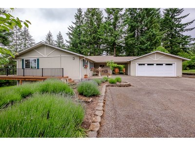Albany Single Family Home Pending: 2760 Hillcrest Pl