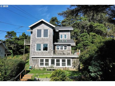Cannon Beach Single Family Home For Sale: 179 Tok Ln