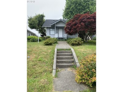 North Bend Single Family Home For Sale: 2660 Sheridan