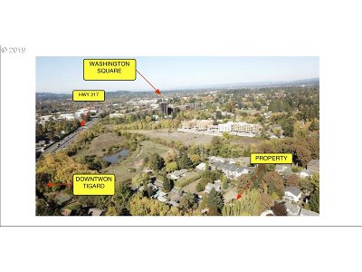 Tigard Residential Lots & Land For Sale: SW Thorn St