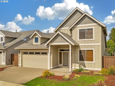 Keizer Single Family Home Pending: 1193 Lydia Ave N