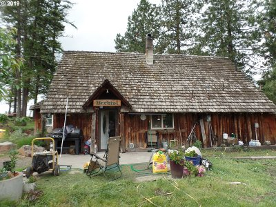 Umatilla County Single Family Home For Sale: 57613 Hwy 204