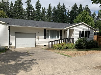 Yamhill County Multi Family Home Pending: 401 N Morton St