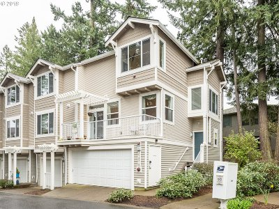 Tigard Condo/Townhouse For Sale: 14192 SW Barrows Rd #5