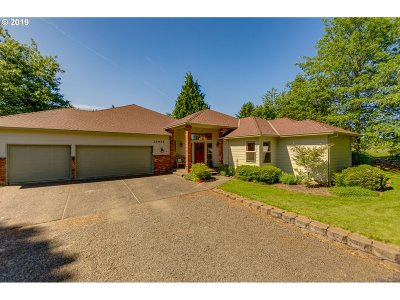 Oregon City Single Family Home For Sale: 13975 S Carus Rd