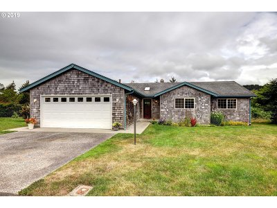 Cannon Beach Single Family Home For Sale: 552 Vine Maple Ct