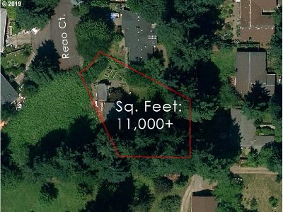 Lake Oswego Residential Lots & Land For Sale: 18850 Reao Ct