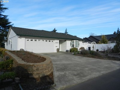 Woodburn Single Family Home Pending: 855 N Cascade Dr