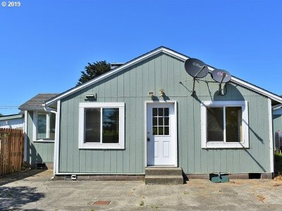Coos Bay Single Family Home For Sale: 314 Merchant St