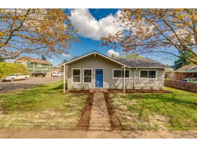 Single Family Home For Sale: 6608 SE 85th Ave