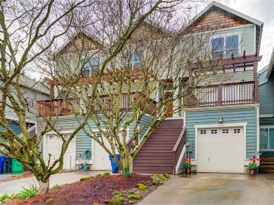 Portland Single Family Home For Sale: 4523 SE 40th Ave