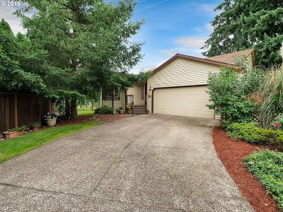 Beaverton Single Family Home For Sale: 8130 SW Aralia Pl