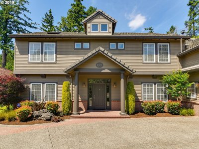 Beaverton Single Family Home For Sale: 16725 NW Mission Oaks Dr