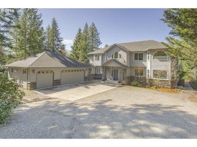 Single Family Home For Sale: 2406 NE 375th Ave