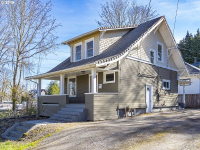 Oregon City Single Family Home For Sale: 1114 Center St
