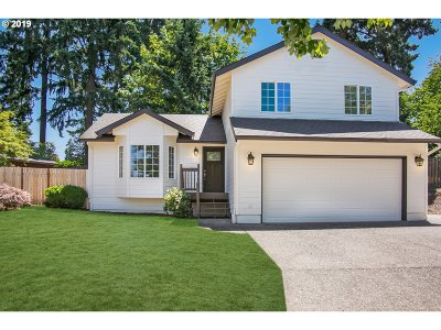 Sherwood, King City Single Family Home For Sale: 14822 SW Morback Ct