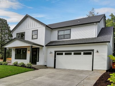 Oregon City Single Family Home For Sale: 16123 Apperson Blvd