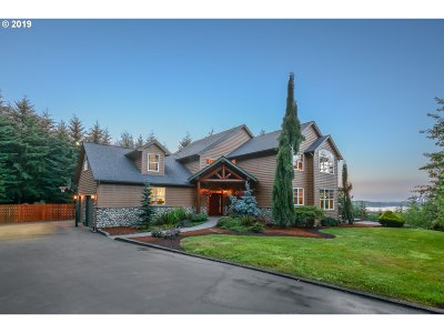 Cowlitz County Single Family Home For Sale: 115 Blue Mountain Rd