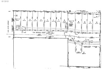 Beaverton Residential Lots & Land For Sale: 2760 SW 214th Ave