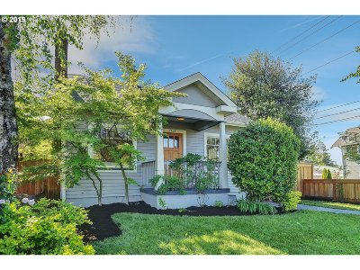 Single Family Home For Sale: 4423 NE 27th Ave