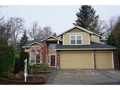 Ridgefield Single Family Home For Sale: 807 N 7th Pl