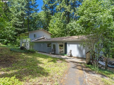 Single Family Home For Sale: 14987 SW Bell Rd