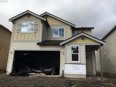 Forest Grove Single Family Home For Sale: 2075 35th Ave #Lot37
