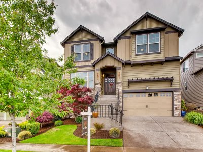 Happy Valley Single Family Home For Sale: 14717 SE Page Park Ct