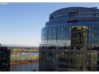 South Waterfront/John Ross Condo/Townhouse For Sale: 3601 SW River Pkwy #2703