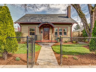Clark County Single Family Home For Sale: 3315 G St