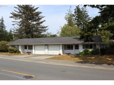 Brookings Multi Family Home For Sale: 630 632 Fifth St