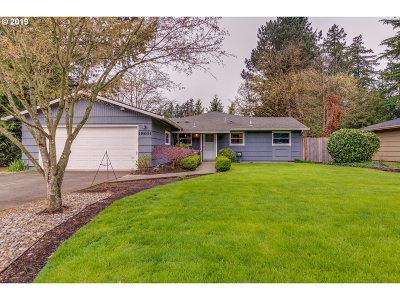 Lake Oswego Single Family Home Bumpable Buyer: 18651 SW Don Lee Way
