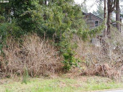 Cannon Beach Residential Lots & Land For Sale: 5th St