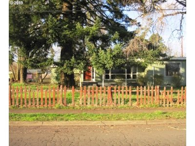 Albany Single Family Home For Sale: 1105 24th Ave SE