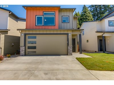 Vancouver Single Family Home For Sale: 3540 NE 61st Way