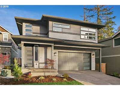 Single Family Home For Sale: 14756 SE Crosswater Way