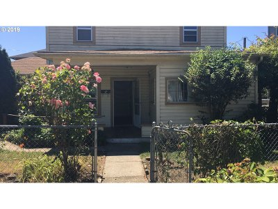 Single Family Home For Sale: 558 E 16th Ave