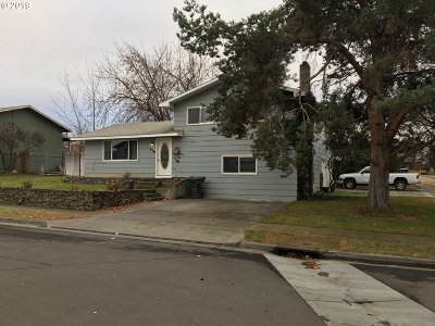 Hermiston Single Family Home For Sale: 510 Sater Ct