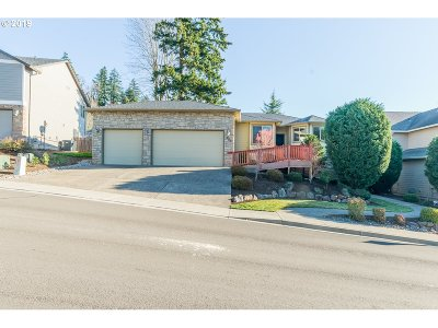 Washougal Single Family Home For Sale: 843 N P St
