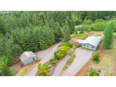 Sweet Home Single Family Home Pending: 41023 Highway 228