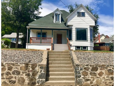 Pendleton Single Family Home For Sale: 409 NW Despain Ave
