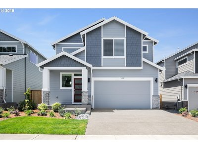 Tigard Single Family Home For Sale: 14797 SW 76th Ave #Lot33