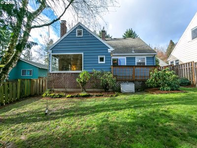 Single Family Home For Sale: 7134 SW 2nd Ave