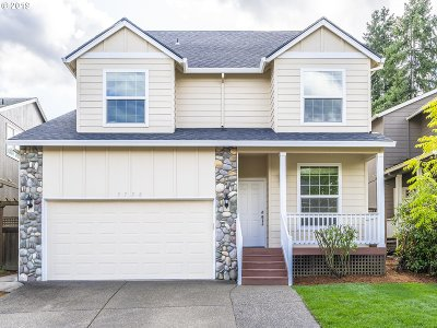 Beaverton Single Family Home For Sale: 5758 SW Coventry Pl