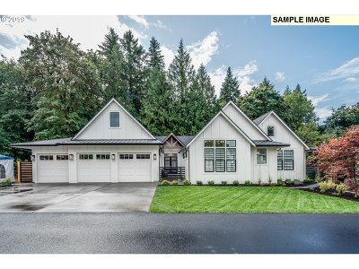 Camas Single Family Home For Sale: 3428 NW McMaster Dr