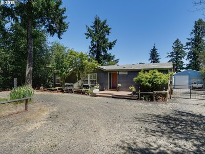 Hillsboro Single Family Home For Sale: 13494 SW Campbell Rd