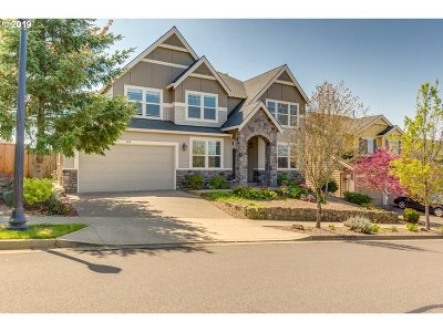 Newberg Single Family Home For Sale: 5118 Fairway St